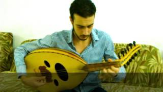 شربل روحانا - Charbel Rouhana - مقطوعة (تمرين) - عزف عود - جورج اليازجي - George Alyaziji