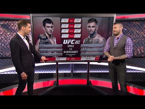 UFC 207: Inside The Octagon - Dominick Cruz vs. Cody Garbrandt