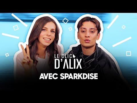 L'INTERVIEW DE SPARKDISE #LeClicDAlix w / @SparkDise