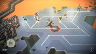 Deus Ex Go Level 51 Walkthrough