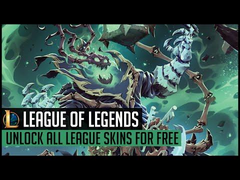 League Of Legends Skins For Free – MobaSkins
