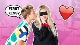 How Well Does My CRUSH Know Me CHALLENGE **SHOCKED**❤️😮  Gavin Magnus ft. Coco Quinn