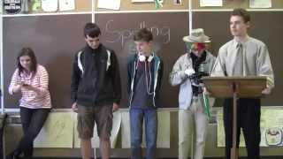 Brian Regan - The Spelling Bee