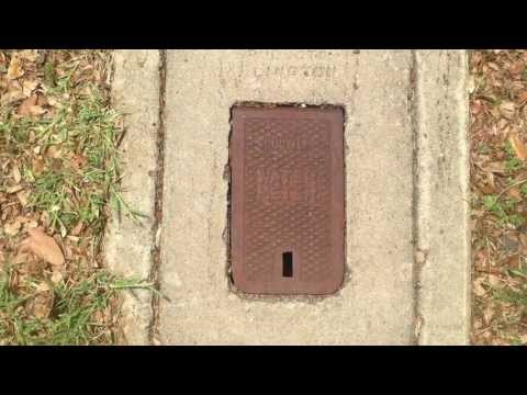 How to Turn Off the Water to Your Home (Allred Brothers- McKinney/Allen, TX)