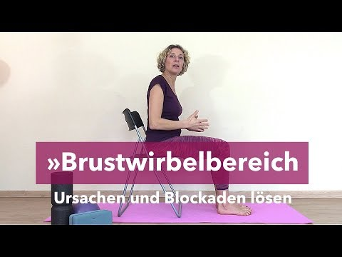 Wie man richtig den Hals mit Osteochondrose Video Massage