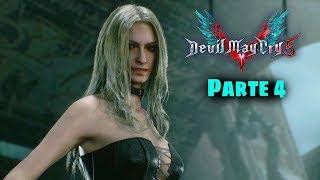 DEVIL MAY CRY 5 - Parte 4 Gameplay en Español - PS4 PRO [1080p 60fps]