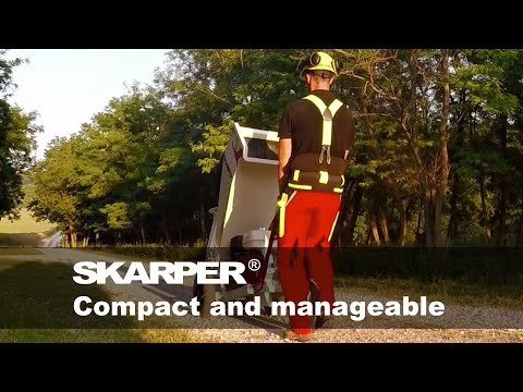 SKARPER® Compact and manageable