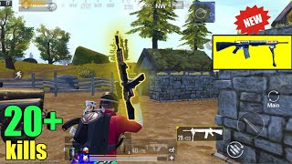 New Weapon New Update!! | PUBG MOBILE