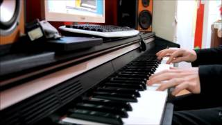 Mockingbird -  Eminem (Piano cover Ender)