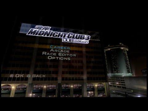 Midnight Club 3 DUB Edition -- Gameplay (PS2)