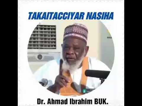 Dr. Ahmad buk