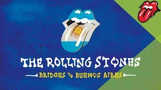 The Rolling Stones - Bridges To Buenos Aires  Trailer