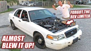Burnout Patrol EP.7 - THE FIRST DRIVE! Project Neighbor Freaking RIPS!