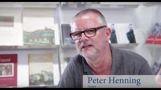 Frankfurter Buchmesse 2017: Peter Henning Zu »Mein Schmetterlingsjahr«