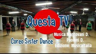 Questa Tv-fox-musica Mantova D.paoloni D. Coreo Sister Dance