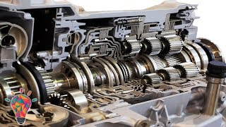 German Gearbox Manufacturing Process - CAR FACTORY Extreme Machines