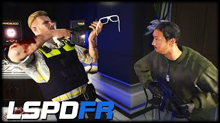 RAUBÜBERFALL IM DIA SHOP   GTA V LSPD:FR #558 - Grand Theft Auto 5 LSPDFR DEUTSCH