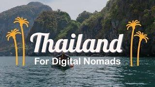 THAILAND FOR DIGITAL NOMADS - TOP 6 DESTINATIONS
