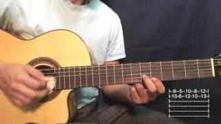 Mañanitas de las Madres - Los Dandys Tutorial/Cover Guitarra