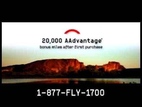 Citi AA Advantage Card - Tour Guide