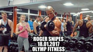 Roger Snipes  Olymp Fitness Presov SK / Seminary & Training Sk Titulky / Fitness Model UK
