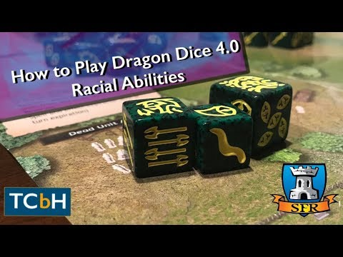 Official How To Play Dragon Dice 4.0 - Core Rules - Racial Abilities