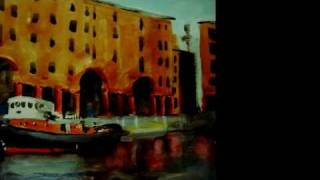 preview picture of video 'Liverpool paintings (by Steve Strode)'