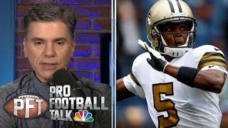 Can Teddy Bridgewater live up to hype in Carolina Panthers? | Pro Football Talk | NBC Sports