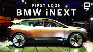 BMW iNext First Look at Automobility LA 2018