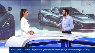 Porsche kupio 10-postotni udjel u Rimac Automobilima! (20.6.2018)