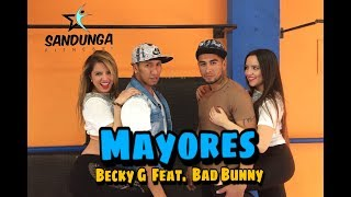Mayores - becky G feat. Bad bunny