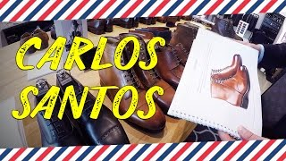 ОБУВЬ CARLOS SANTOS: ТРАНК ШОУ