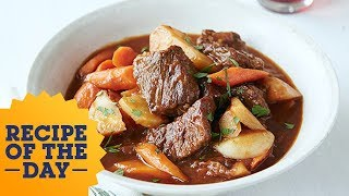 Rees 5-Star Beef Stew With Vegetables | Food Network