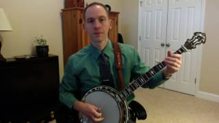 No Mother Or Dad - 1931 Gibson KK-11 Banjo
