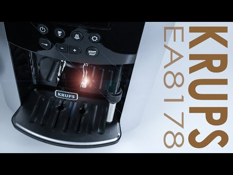 Krups Kaffeevollautomat EA8178 Arabica Display Quattro Force | Kaffeemaschine | Unboxing | Test
