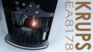 Krups Kaffeevollautomat EA8178 Arabica Display Quattro Force | Kaffeemaschine | Unboxing | Test