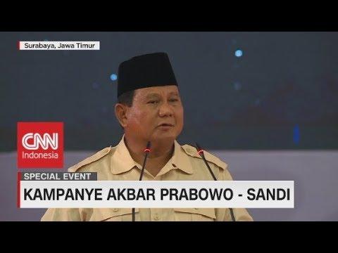 Prabowo Kenalkan 'Calon Menteri', Siapa Saja?