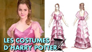 LES SECRETS DES COSTUMES #3 HARRY POTTER 🧵
