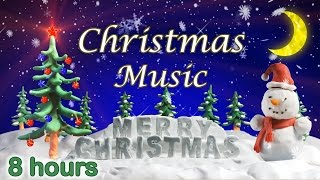 ✰ 8 HOURS ✰ CHRISTMAS MUSIC Instrumental ✰ CHRISTMAS CAROLS ✰ Christmas Songs Playlist ✰ Best Mix ✰