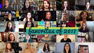 favorite reads of 2017 (collab)