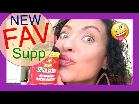 🔥Astaxanthin! Natures MOST❤️ powerful SO many benefits its crazy🤪