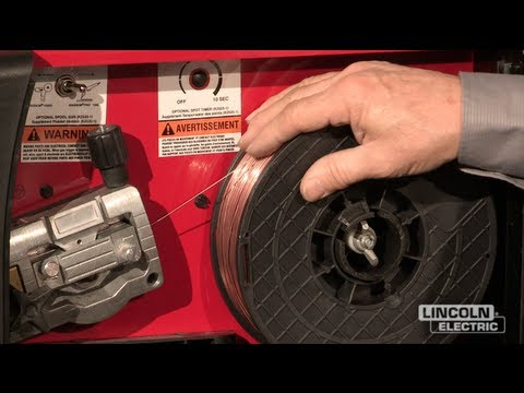 Tech Tip: Feeding Wire in Portable MIG Machines
