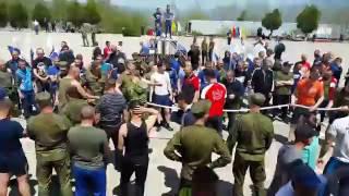 Вот так проводят выходной день Российские солдаты!!! /День ВДВ,ГРУ,Спецназ