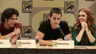 Panel Teen Wolf 2011 - Part 2 (VOSTFR)