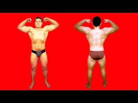 Как убрать жировые отложения на боках у мужчин