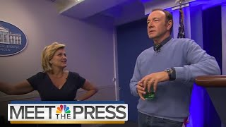 House Of Cards: Behind The Scenes Of The Netflix Drama
