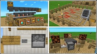 10 Uses for Hoppers in Minecraft Pocket Edition