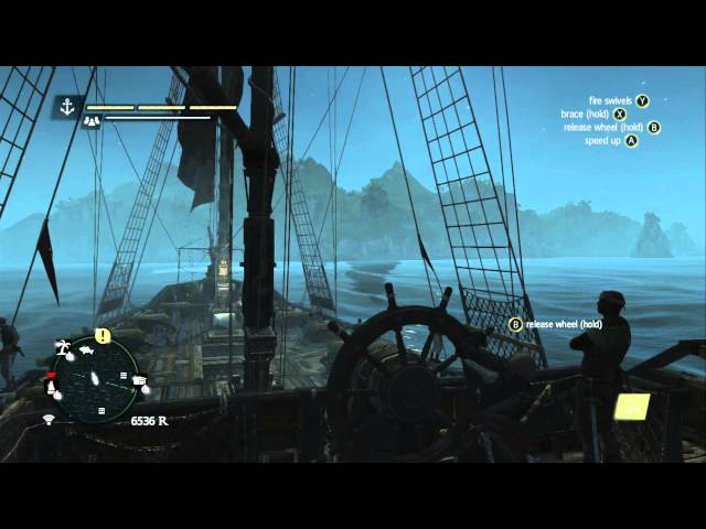 Assassin's Creed 4 Black Flag - Pro Tips for Sailing & Naval Combat
