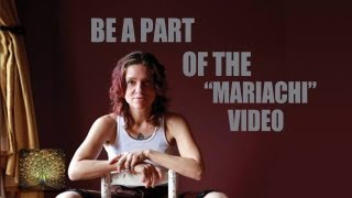 "Help Make Ani DiFranco's ""Mariachi"" Video"