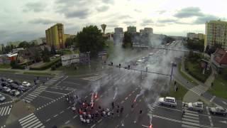 preview picture of video '70. rocznica Powstania Warszawskiego - Lubin 1 sierpnia 2014'